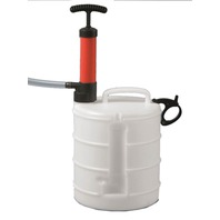 TRAC Self-Priming Fluid/Oil Extractor, 7 Liter Cap.
