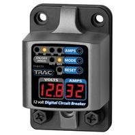 DIGITAL CIRCUIT BREAKER-Circuit Breaker, 30-60A with LED Amp/Volt Display