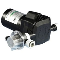 WHALE UNIVERSAL WATER PRESSURE PUMP-2.2 Gal, 45 psi, 12V, for 1 or 2 Outlets