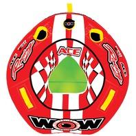 "ACE RACING TOWABLE-Ace Racing Towable, 50"" x 48"", 1-Rider"