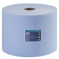TORK HEAVY-DUTY PAPER WIPER, GIANT ROLL-Big Roll of Shop Towels