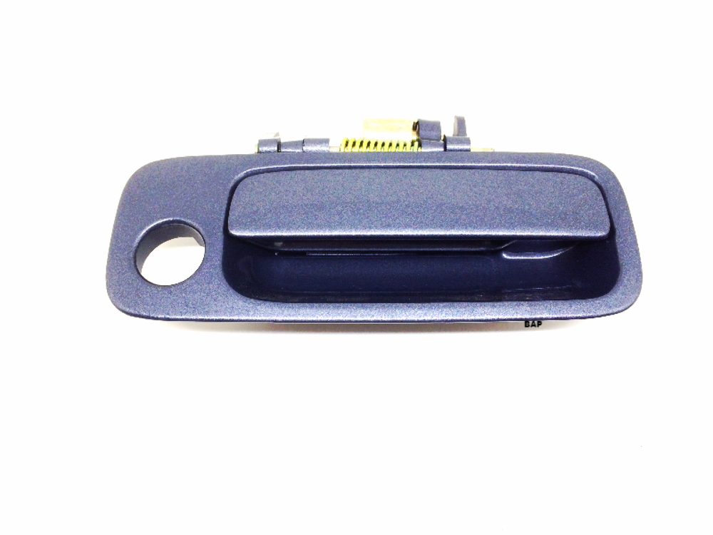Fits 97-01 Camry Painted Right Passenger Front Ext. Door Handle Constellation Pearl Paint Code  8N4