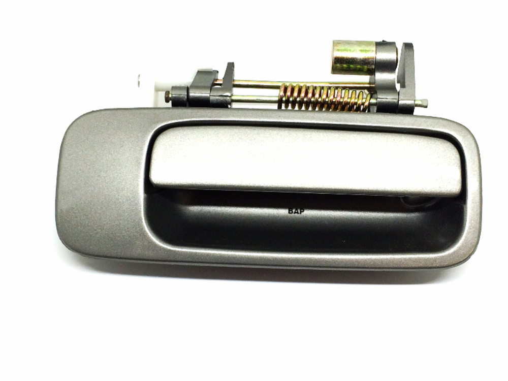 Fits 97-01 Camry Rear Exterior Door Handle Right Pass Side  Gray Paint Code 1B2