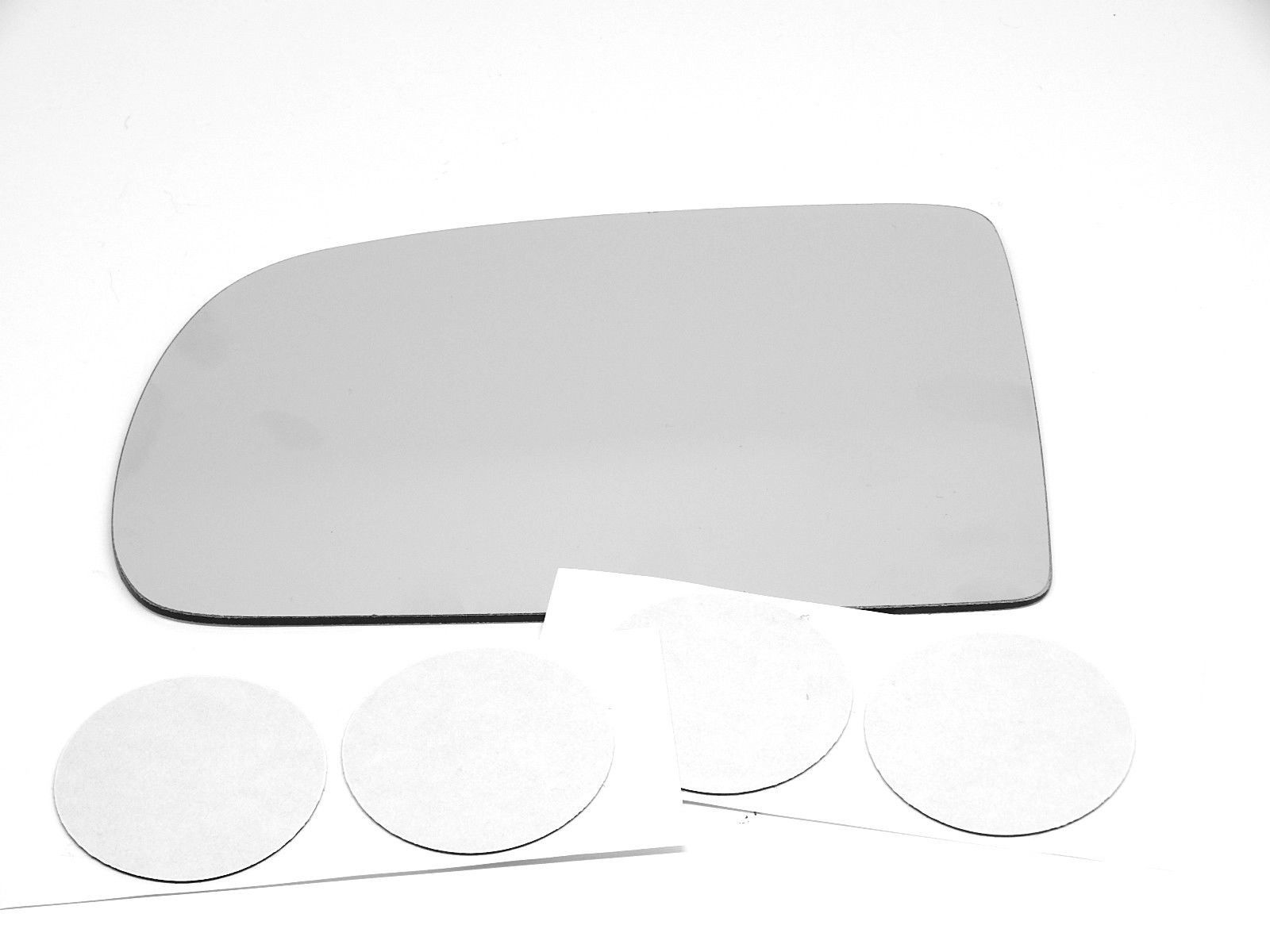 Fits 98-03 Toyota Sienna Left Driver Replacement Mirror Glass Lens w/ Adhesive USA