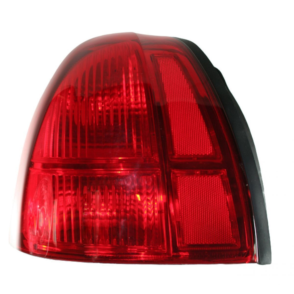 Fits 03 11 Lincoln Town Car Left Driver Tail Lamp Unit Busted Auto