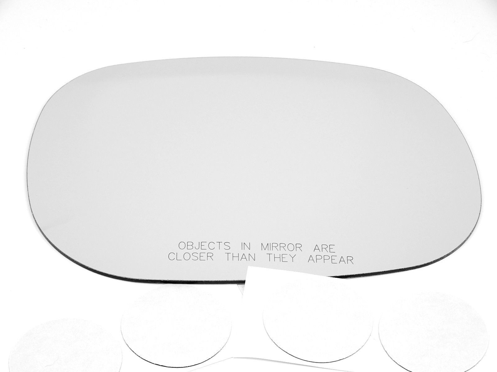 Fits Dakota Durango Ram P/u Van Right Pass Heated Mirror Glass Lens w/Folding