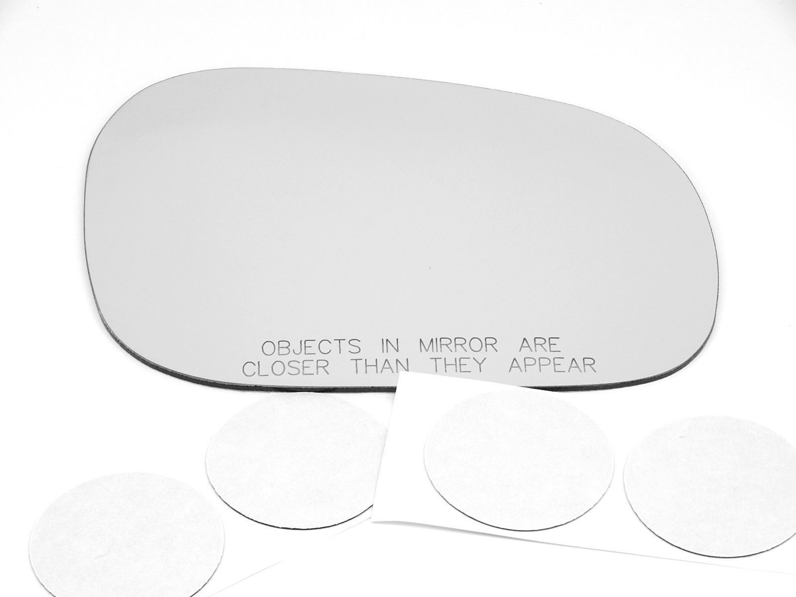 Fits 99-05 Sz Grand Vitara 02-06 XL-7 Right Pass Mirror Glass Lens w/Adhesive  USA