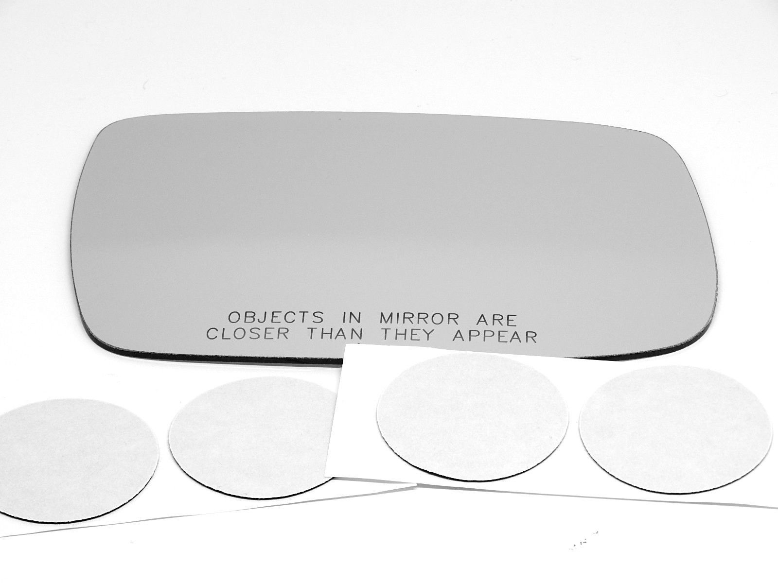 Fits 00-04 Outback 03-06 Baja Right Pass Mirror Glass Lens w/ Adhesive  USA