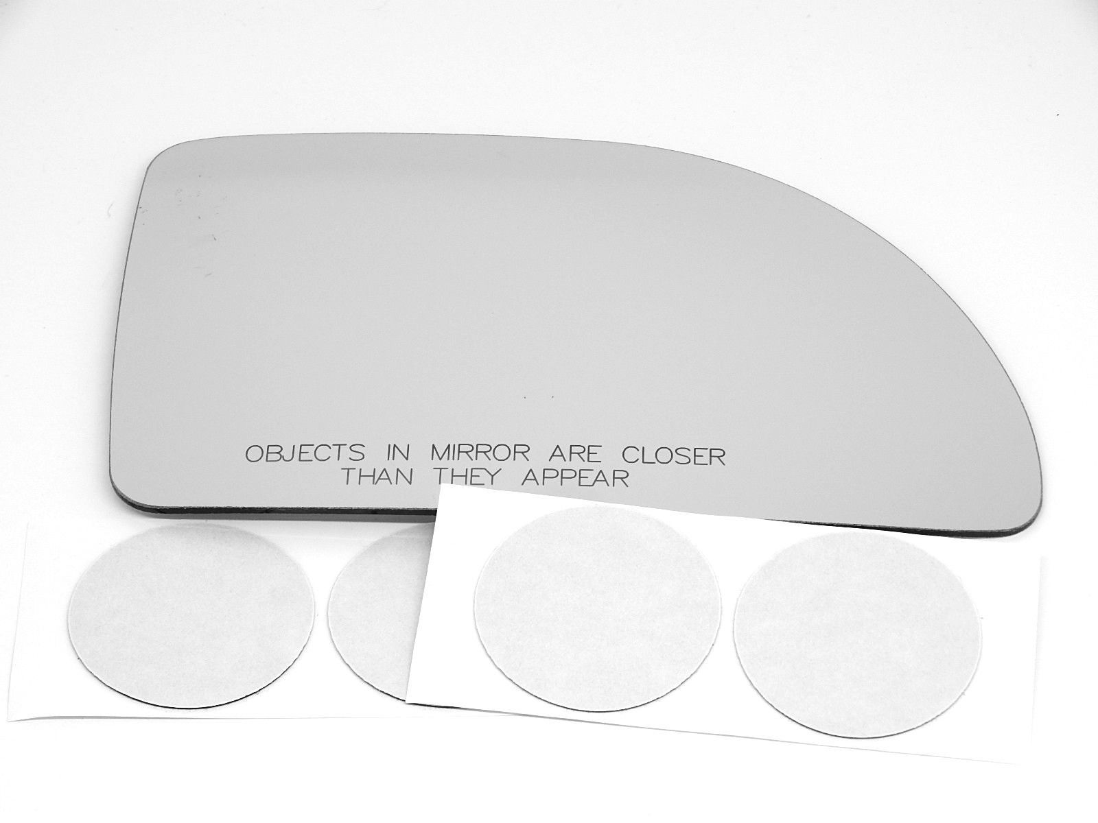 Fits 05-09 Equinox Torrent 92-07 Vue Right Pass Mirror Glass Lens w/Adhesive USA
