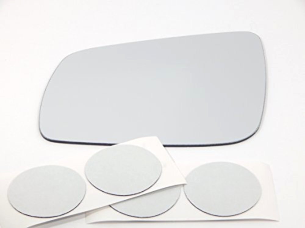 Fits 08-14 Mitsu Lancer / Evo Left Driver Mirror Glass Lens w/Adhesive USA