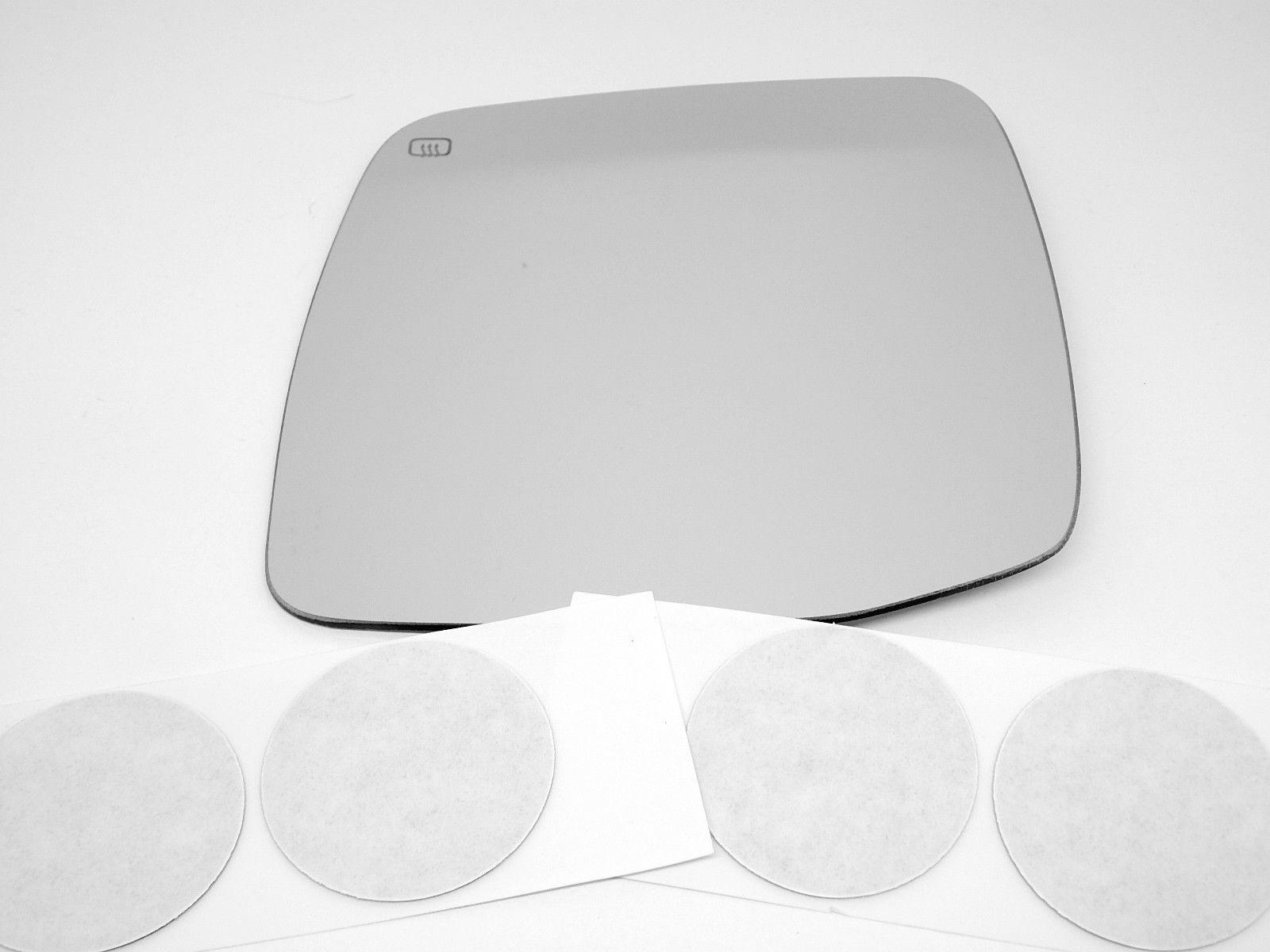 Fits 08-14 Subaru Tribeca Left Driver Heated Mirror Glass Lens w/ Adhesive  USA