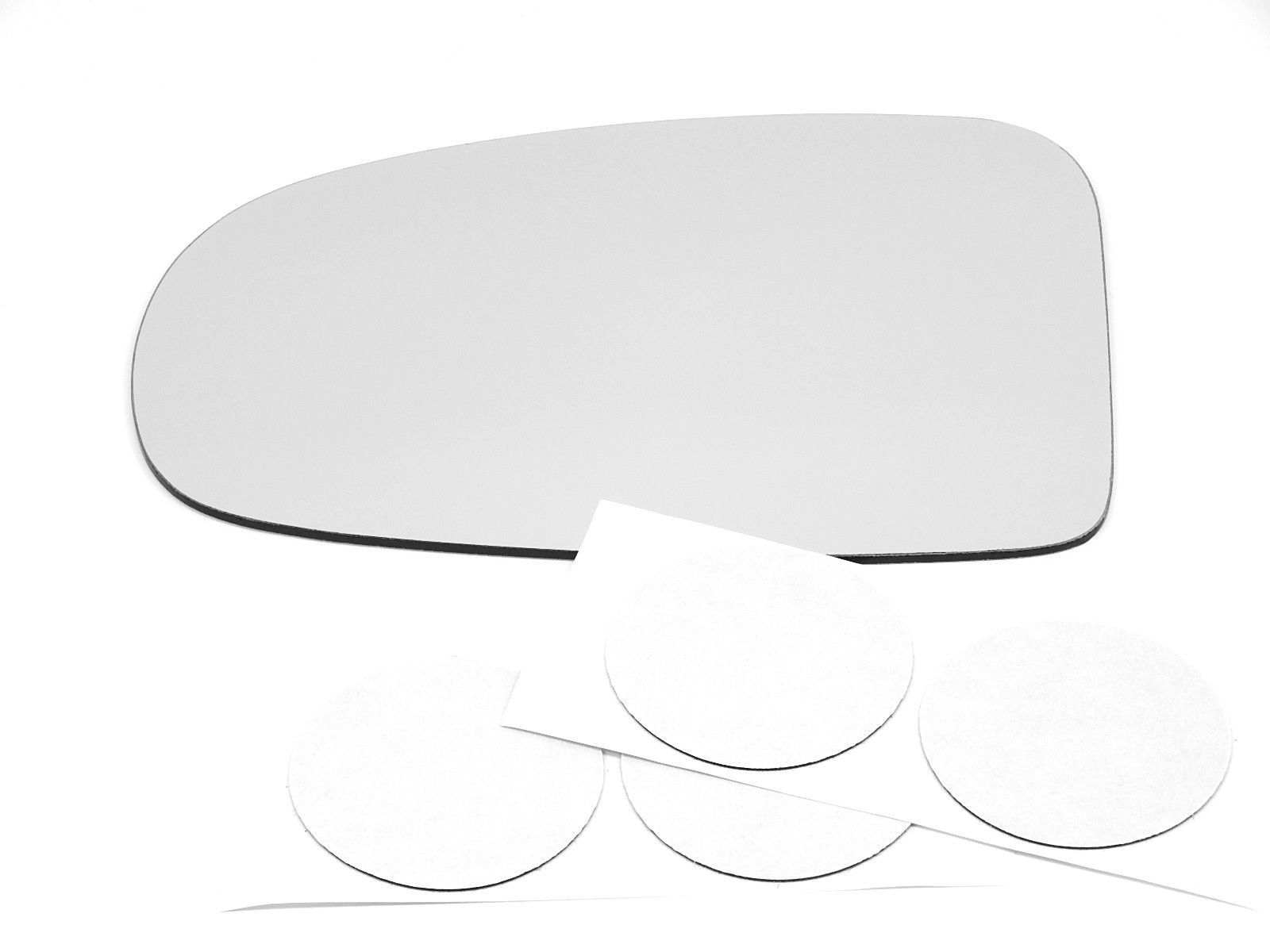 Fits 09-13 Toy Venza Left Driver Mirror (Glass Lens Only) w/Adhesive  USA
