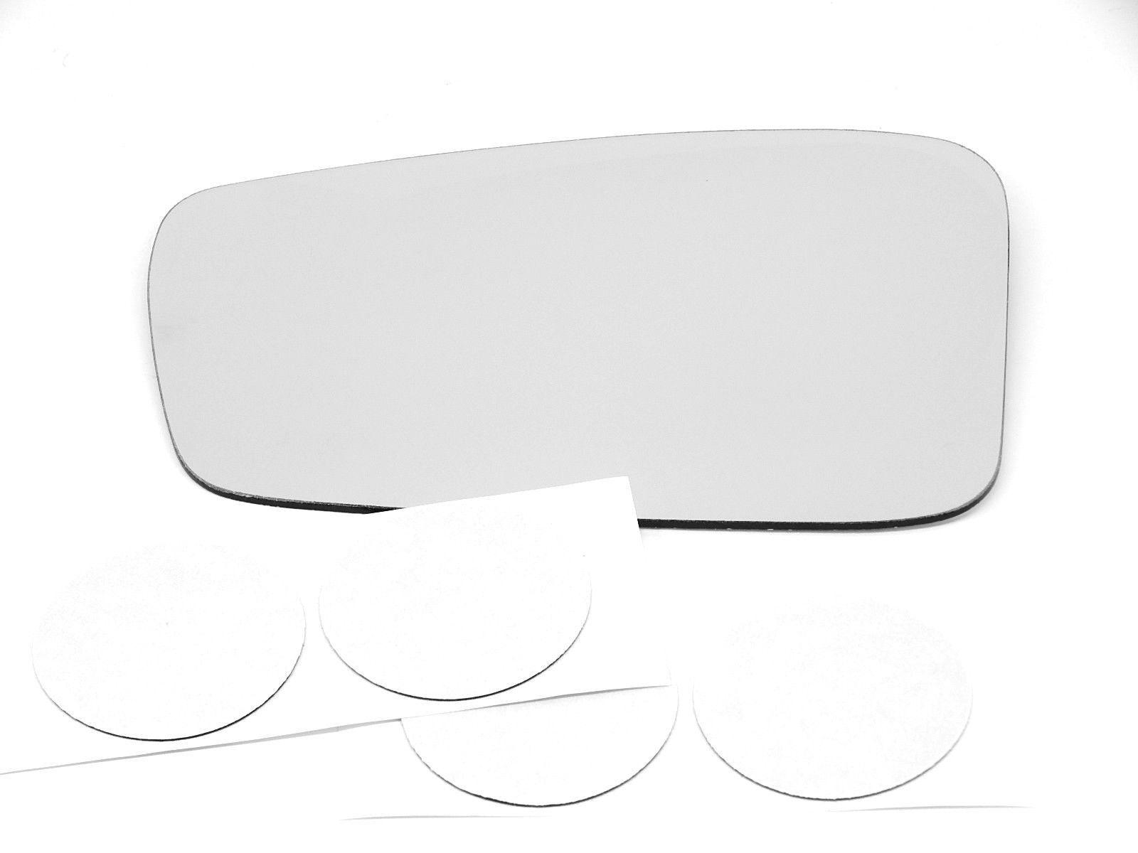 Fits 11-14 Sonata Models w/Turn Signal Lt Driver Heated Mirror Glass w/Adhesive