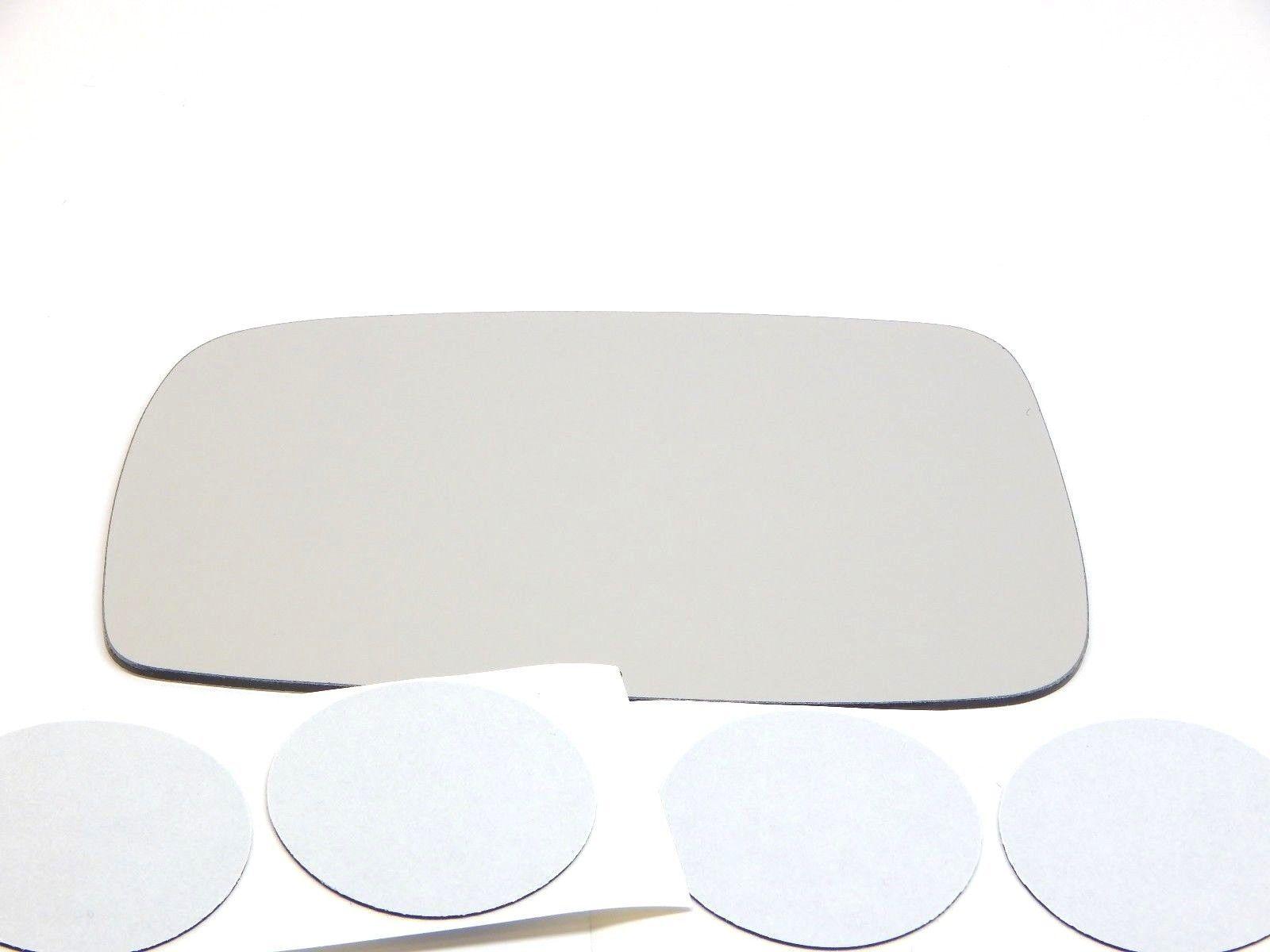 Fits 04-08 Toyota Solara Left Driver Mirror Glass Lens w/Adhesive USA