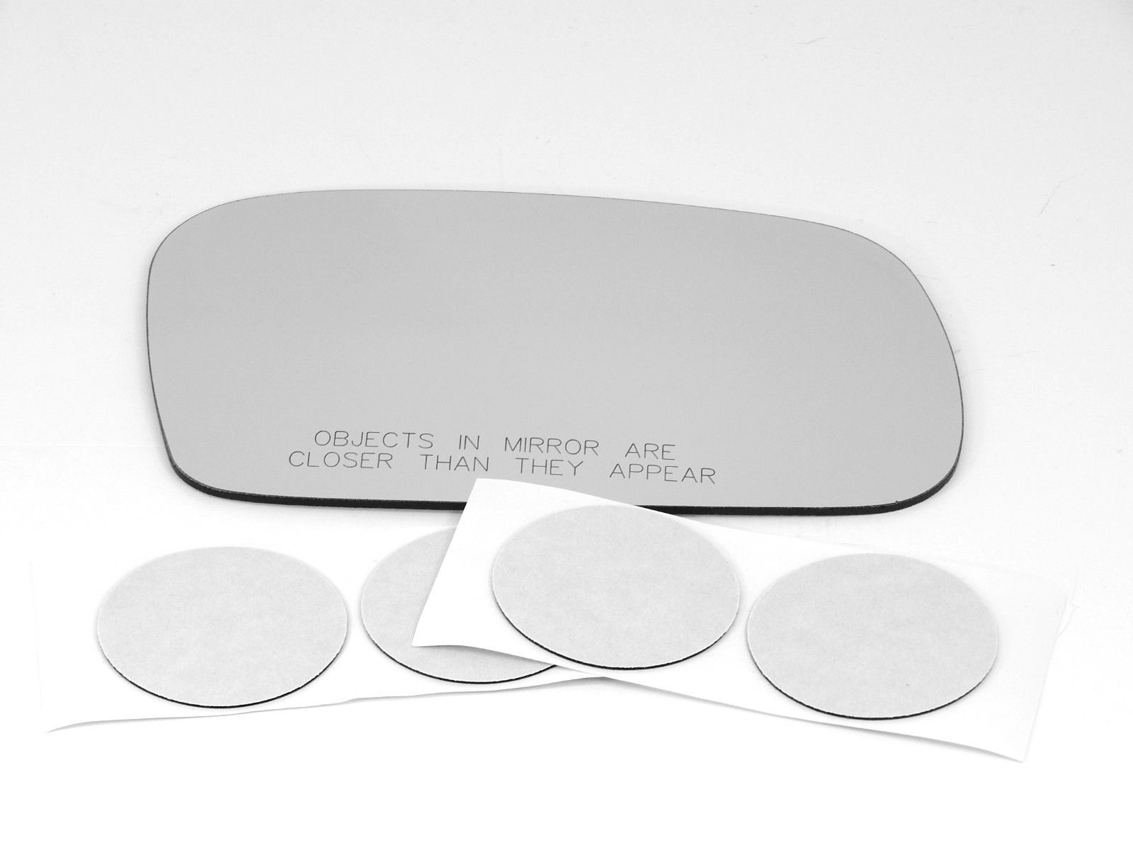 Fits 06-11 Civic 2DR Coupe Right Pass Convex Mirror Glass Lens w/ adhesive USA
