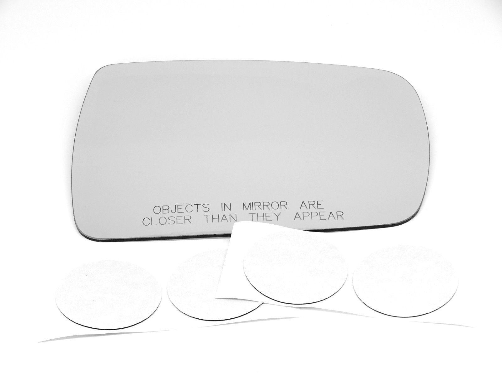 Fits 06-14 Sedona 06-08 Entourage Right Pass Convex Heated Mirror (Glass Lens)