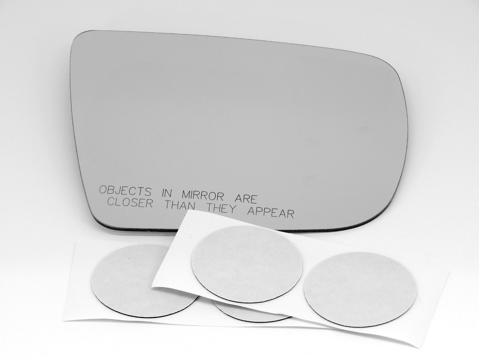 For 06-08 Forester Right Pass Heat Mirror Glass Lens w/Adhesive Models w/Signal
