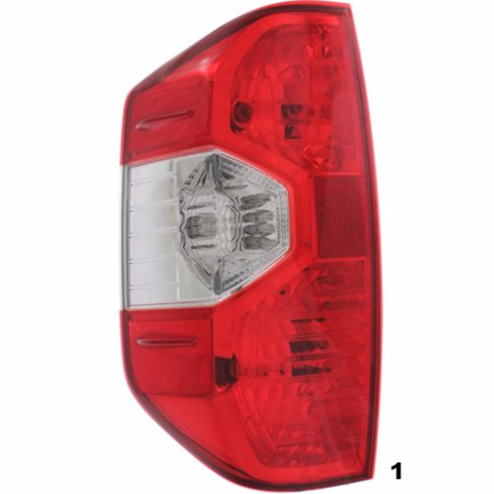 FITS 14-17 TOYOTA TUNDRA LEFT DRIVER TAIL LAMP ASSEMBLY