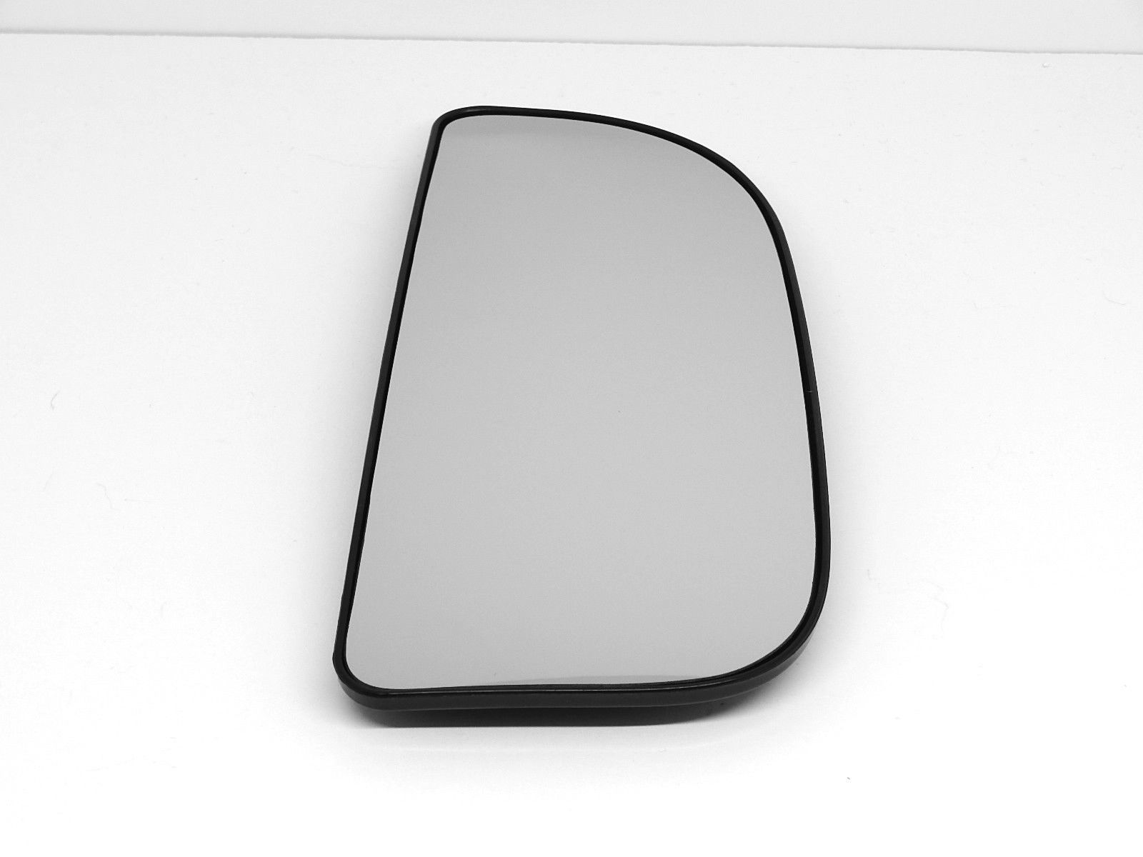 Fits 10-18 Ram 1500 2500 3500 Right Pass Outer Lower Tow Mirror Glass w/ Holder