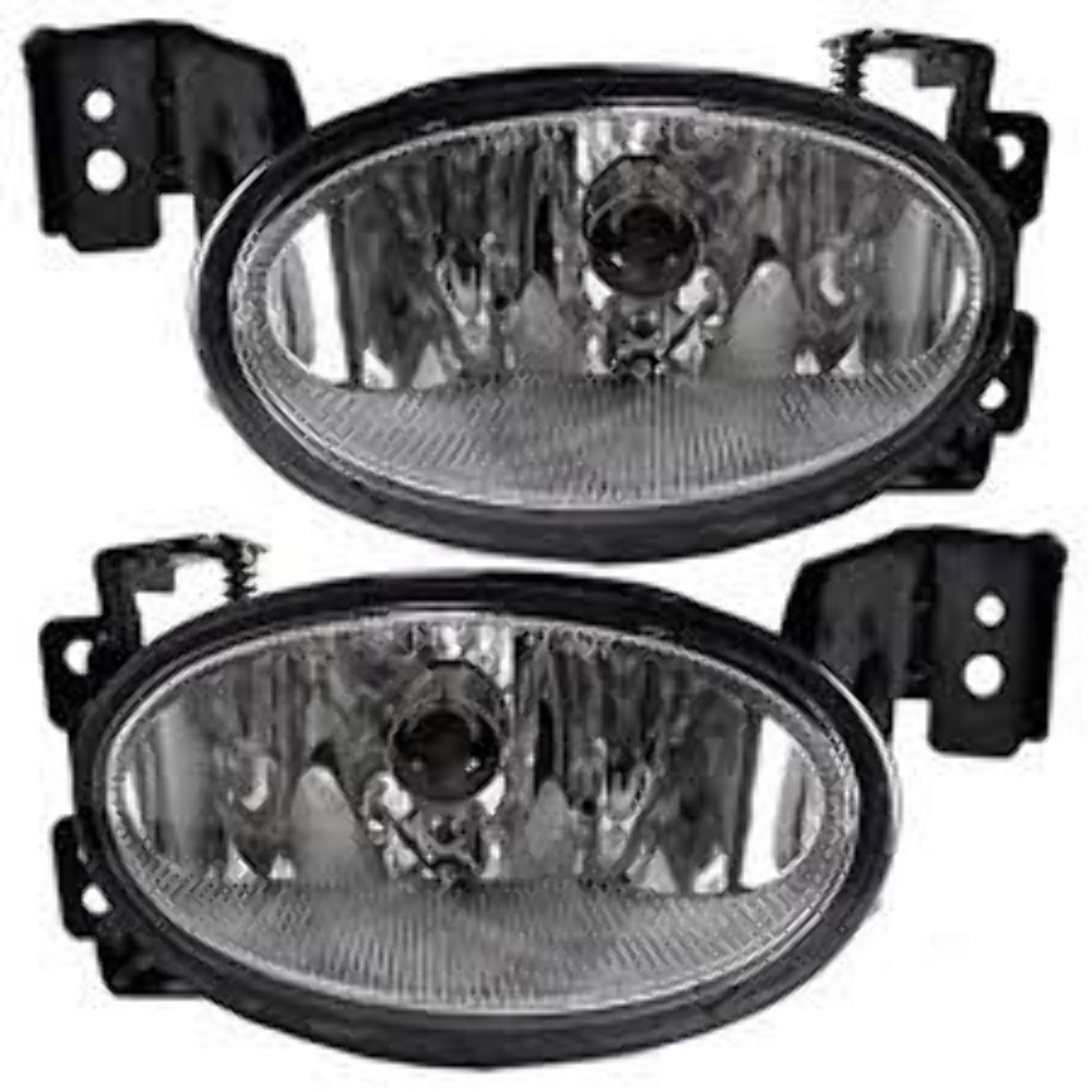 Fits 04-08  TSX Fog Light Pair with Bracket, Driver and Passenger