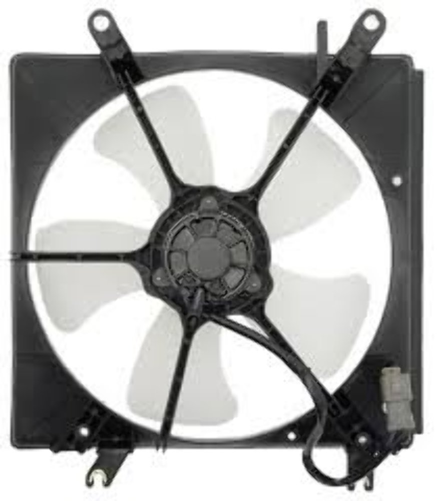 Radiator Fan Assembly Fits 94-97 Accord 2.2L, 97-98 Prelude, 97 Ac CL 2.2L