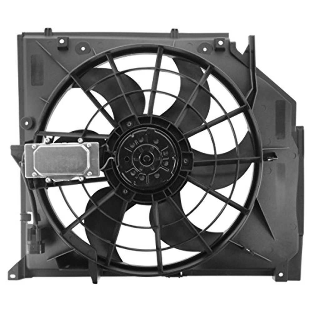 Radiator Fan Assembly Puller Design for 99-05 BMW 3 Series