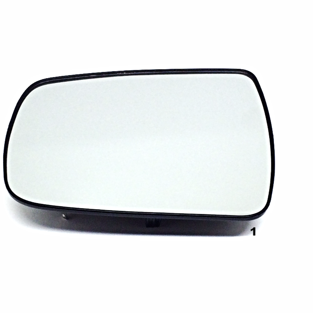 Fits 11-15 Sorento Lt Driver Heated Mirror Glass w/Holder Models w/out Pwr Fold