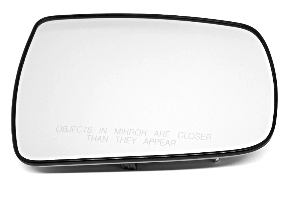 Fits 12-15 Sorento Right Heated Mirror Glass w/Rear Holder w/Power Folding Only