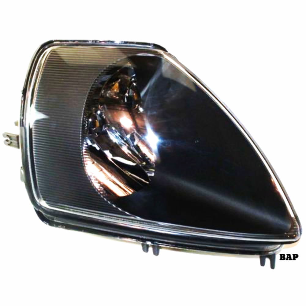 Fits 00-02 To 01/02 Mits Eclipse Left Driver Headlamp Assembly W/Black Bezel