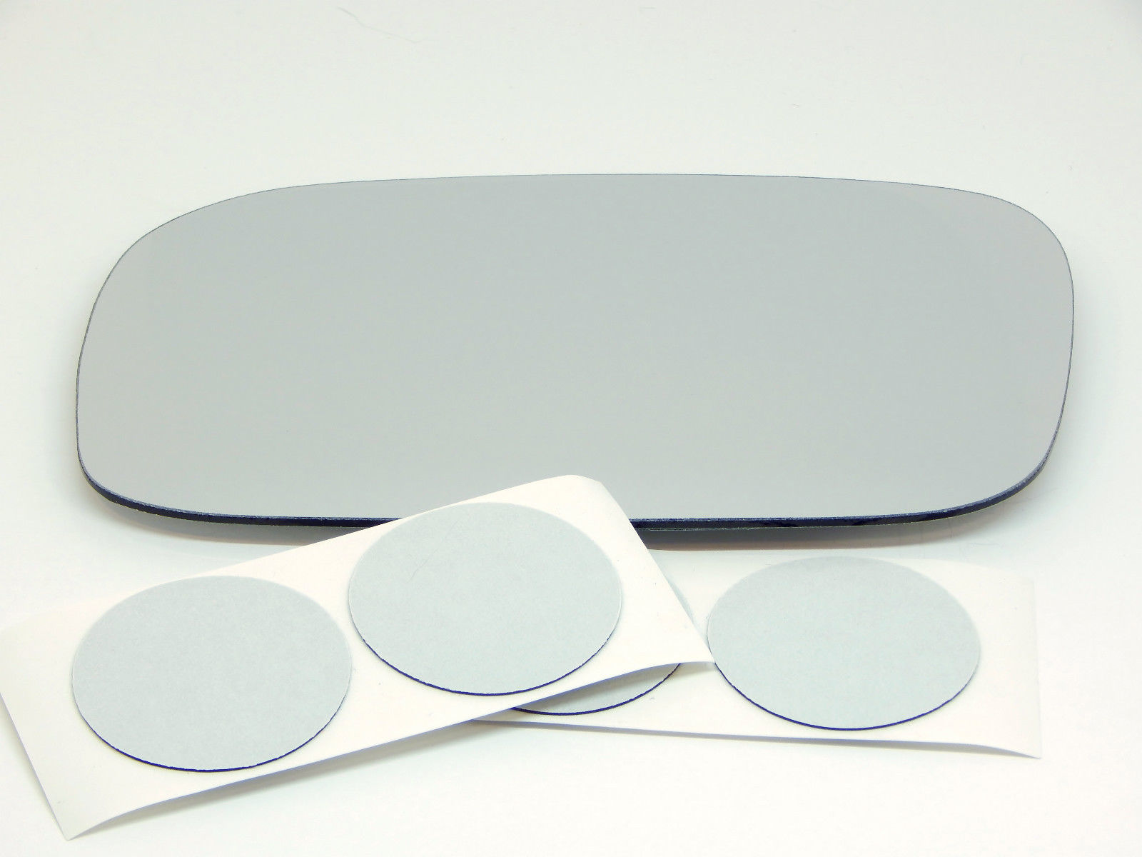Fits 06-08 Chry Pacifica Lt Driver Heated Mirror Glass Lens Models w/o Auto Dim