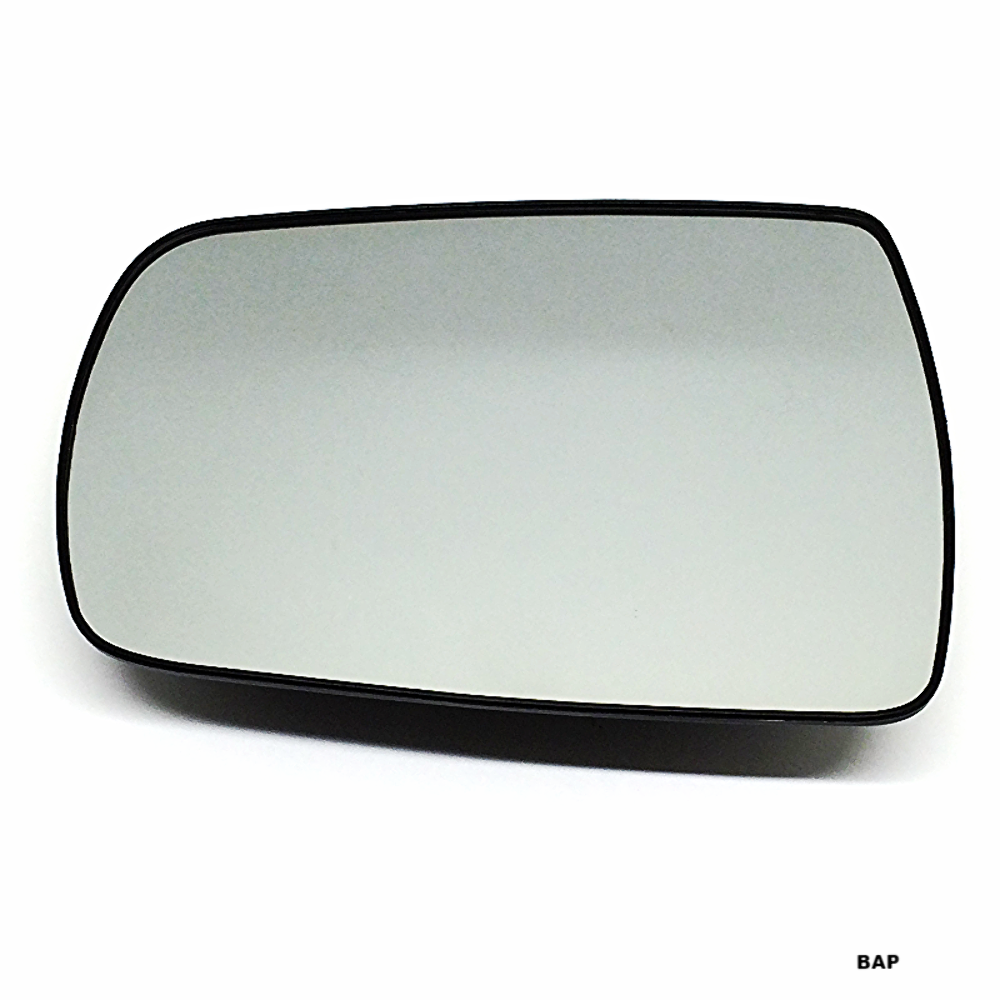 Fits 06-14 Sedona 07-08 Entourage Lt Driver Mirror Glass  w/Backing Plate  OE