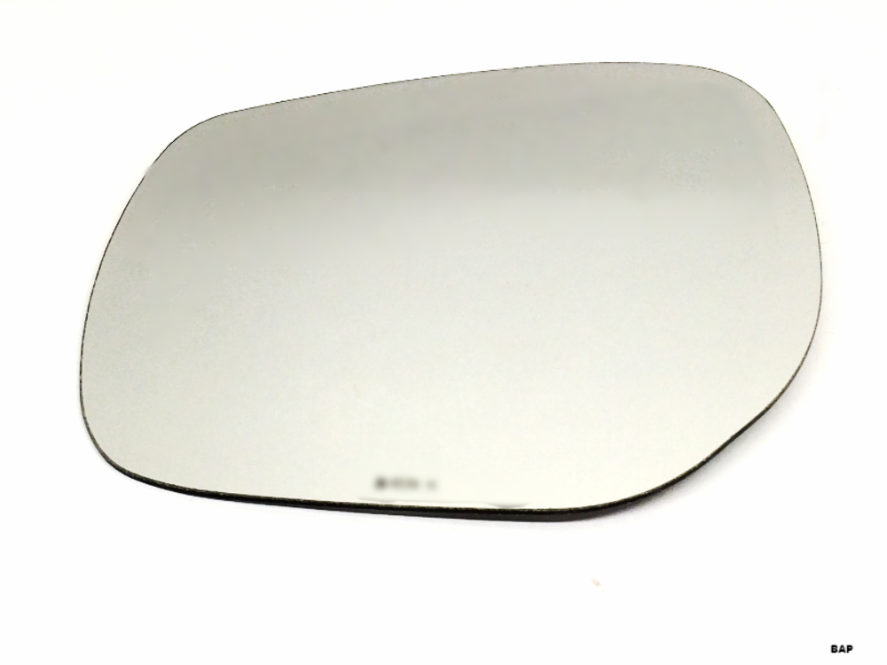 Fits 14-18 Inf  Q50, Q60, Q70 Left Driver Mirror Glass Heated w/Silicone Pads