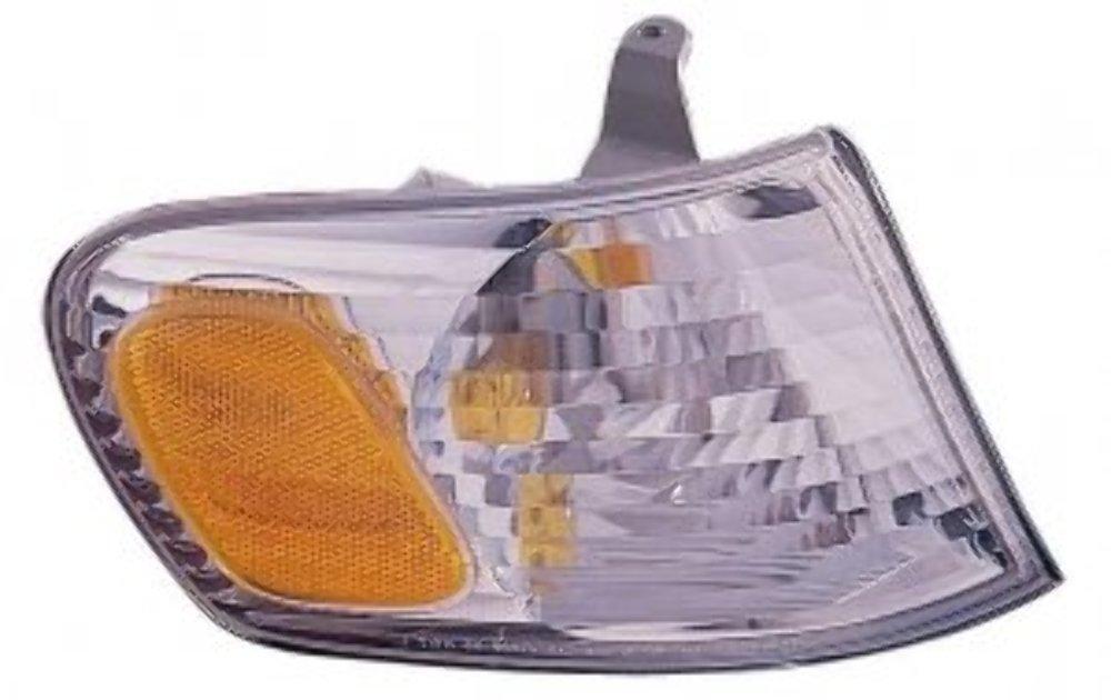 Fits 01-02 Toyota Corolla Corner Light Turn Signal Passenger Side