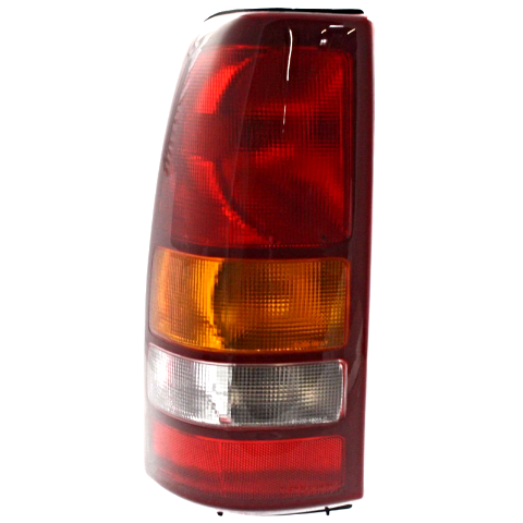 Fits 01 GMC Sierra C3 Fleetside Pickup/02-03 GMC Sierra Denali Fleetside Pickup Left Driver Tail Lamp Unit Assembly