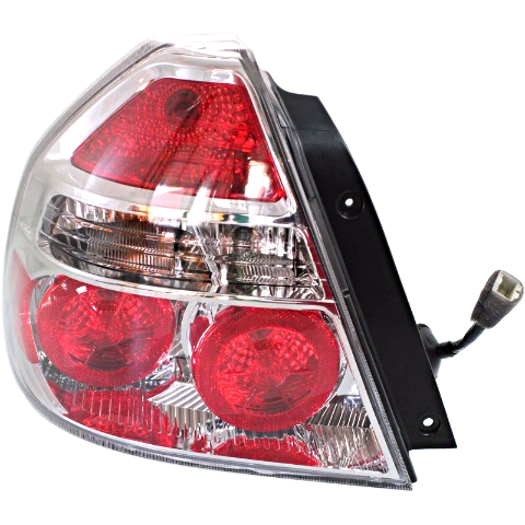 07-11 Chevrolet Aveo Set of Taillights