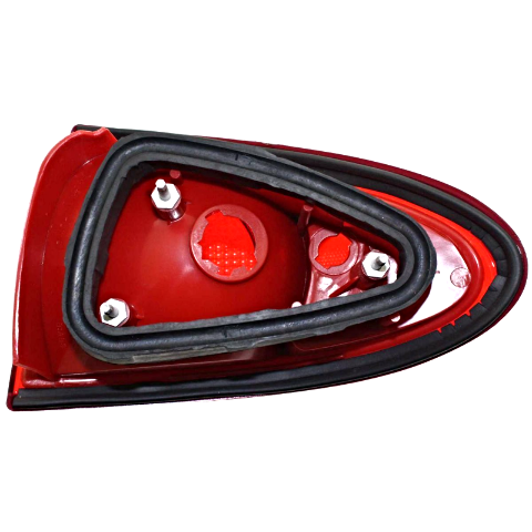 Light Quarter Mounted Left Driver Fits 03-05 Chevy CAVALIER Tail Lamp