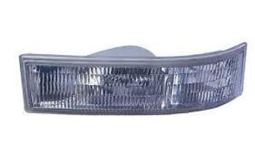 Fits 95-05 Chevy Astro & GMC Safari Left Driver Park Signal Lamp