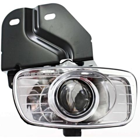 Fits 99-00 Cadillac Escalade 99-00 GMC Yukon Denali Right Pass Fog Lamp Assembly