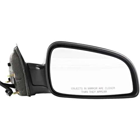 No Auto Dim Fits 08-12 Malibu 07-10 Aura Right Pass Mirror Power Smooth No Heat