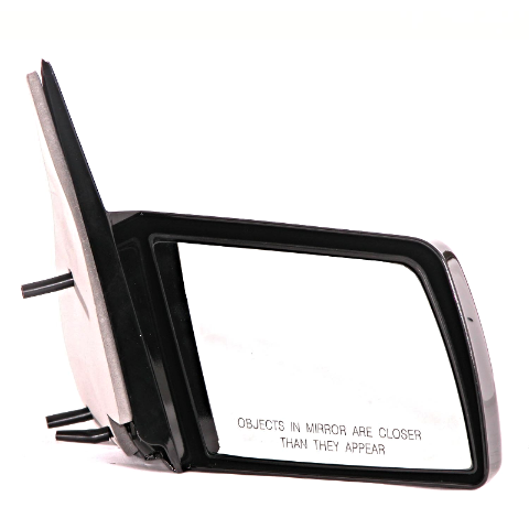 Fits 92-94 Blazer 92-99 Suburban Right Pass Mirror Manual Unpainted Non-Folding