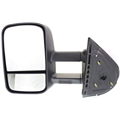 Fits 07-14 Escalade Tahoe Sierra Yukon Left Driver Tow Mirror Manual Telescopic
