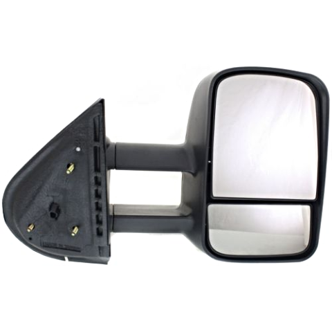 Fits 07-14 Escalade Tahoe Sierra Yukon Right Pass Tow Mirror Manual Telescopic