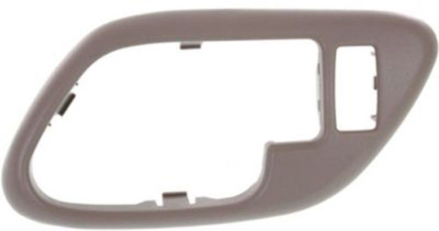 95-02 Chevy, GMC Pickup Interior Door Handle (Bezel) Tan Right fits Front / Rear