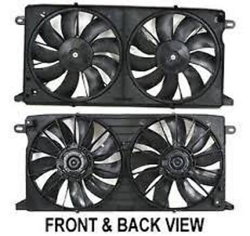 Dual Cooling Fan Assm 00-05 Deville 01-03 Aurora