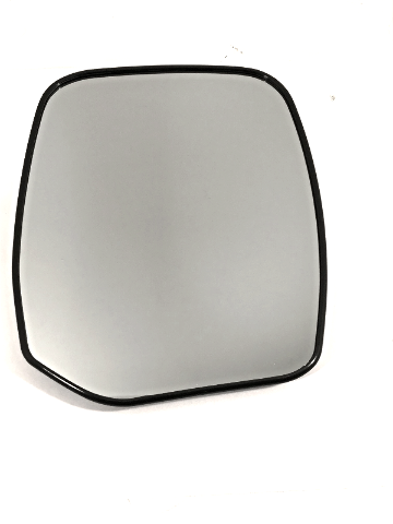 Fits 17-18 Armada 11-17 Quest Right Mirror Glass w/ Rear Holder OE see Details