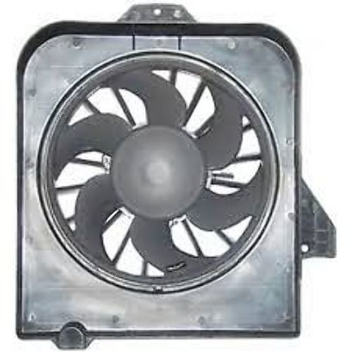 Fits 01-05 Dodge/Chrysler Van Radiator Fan Assy Left Drivers Side