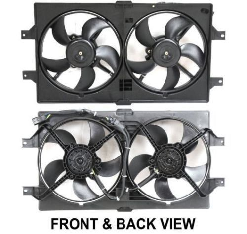 Radiator Fan Assm 98-04 300M Concorde Intrepid 99-01 LHS