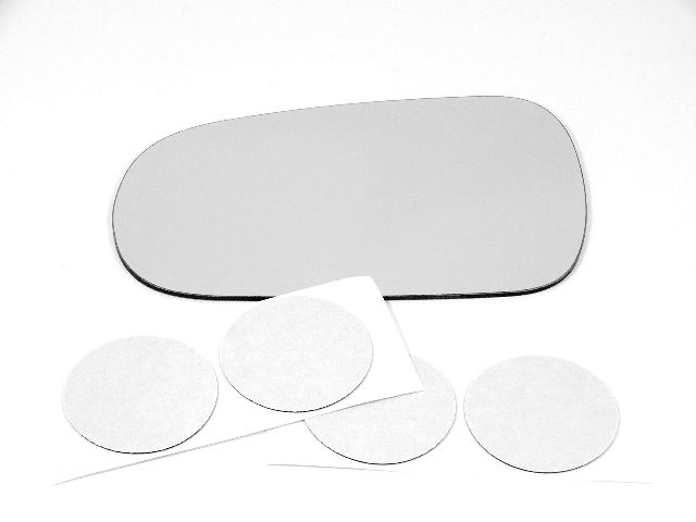 Accord, Prelude / Integra / TL / Vigor Left Driver Heated Mirror Glass Lens Only