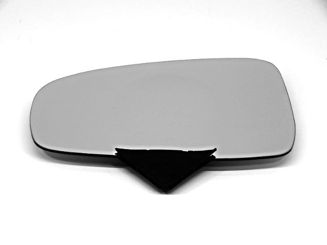Fits 00-05 Impala Left Driver Mirror Glass w/Rear Mount Bracket