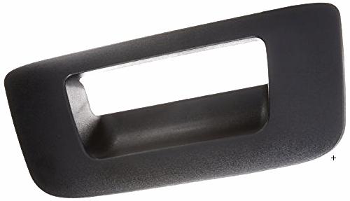Fits 07-13 Silverado, Sierra 2014 2500, 3500 Rear Tailgate Bezel Textured Black